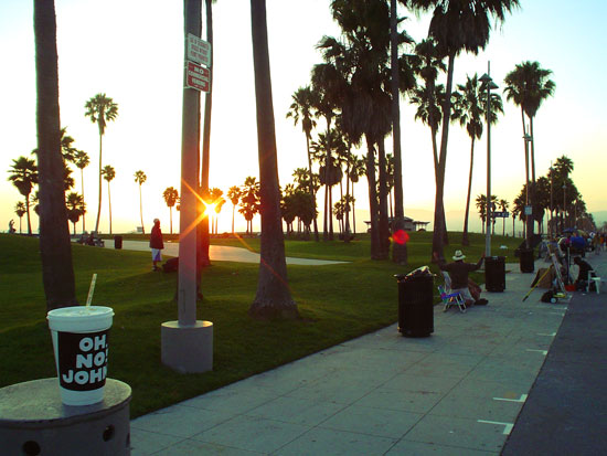 Venice Beach Los Angeles California USA