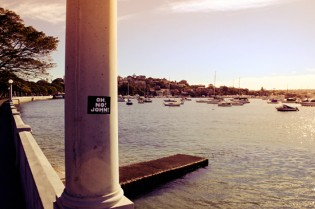 John in Rose Bay, Sydney!