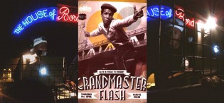 GRANDMASTER FLASH & OH, NO! JOHN! at Plastic club, Milan!