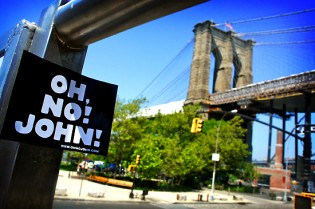 John, NEW YORK citizen!